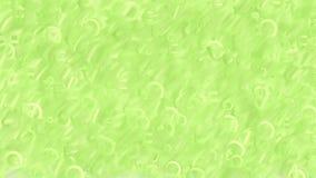Οι ζωντανεψοντες λέξεις αγαπούν το σαφές πράσινο υπόβαθρο ελεύθερη απεικόνιση δικαιώματος