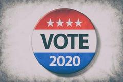 Οι Ηνωμένες προεδρικές εκλογές απεικόνιση αποθεμάτων