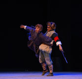 """Οι ληστές ήταν """"Taking τίγρη Montain οπερών συλ:λαμβάνω-Πεκίνο από Strategy† Στοκ Εικόνες"""