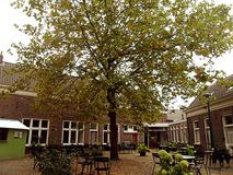 Οι Κάτω Χώρες, πόλη του Αϊντχόβεν στοκ φωτογραφία