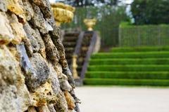 οι κήποι των Βερσαλλιών Στοκ εικόνες με δικαίωμα ελεύθερης χρήσης