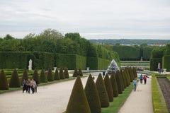 οι κήποι των Βερσαλλιών Στοκ Φωτογραφίες