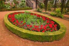 Οι κήποι Dornburg Στοκ Εικόνες