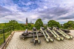 Οι κανόνες και ο καθεδρικός ναός, Σουηδία Στοκ φωτογραφία με δικαίωμα ελεύθερης χρήσης