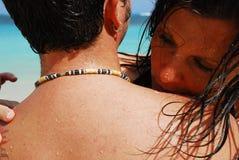 οι Καραϊβικές Θάλασσες αγκαλιάζουν Στοκ φωτογραφίες με δικαίωμα ελεύθερης χρήσης