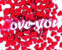 οι καρδιές σας αγαπούν Στοκ εικόνες με δικαίωμα ελεύθερης χρήσης