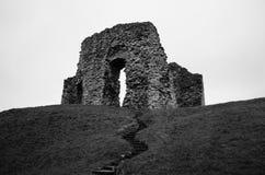 Καταστροφές του Castle Christchurch Στοκ εικόνες με δικαίωμα ελεύθερης χρήσης