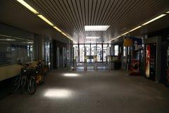 Οι ΚΑΤΩ ΧΏΡΕΣ - 13 Απριλίου: Σταθμός Steenwijk σε Steenwijk, οι Κάτω Χώρες στις 13 Απριλίου 2017 Στοκ Εικόνες