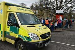 Οι κατώτεροι γιατροί χτυπούν Στοκ Φωτογραφία