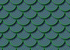 οι καφετιές κυκλικές σκιές παρουσίασης πρόσκλησης απεικόνισης υπολογιστών γραφείου σχεδίου φυλλάδιων μπατίκ ανασκοπήσεων ανασκόπη Στοκ εικόνες με δικαίωμα ελεύθερης χρήσης
