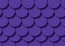 οι καφετιές κυκλικές σκιές παρουσίασης πρόσκλησης απεικόνισης υπολογιστών γραφείου σχεδίου φυλλάδιων μπατίκ ανασκοπήσεων ανασκόπη Στοκ Φωτογραφία