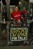 Οι κινόνες του Leo στη ζωντανή ραδιοφωνική μετάδοση των κινονών του Leo «η ταινία φρικτή παρουσιάζουν» σε Oktoberfest το 2005, γερ Στοκ φωτογραφία με δικαίωμα ελεύθερης χρήσης