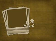 οι κορδέλλες polaroid αυξήθηκ&a Ελεύθερη απεικόνιση δικαιώματος