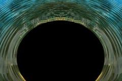 Οι κυματισμοί νερού, επεκτείνονται για το κύμα του νερού στοκ φωτογραφίες