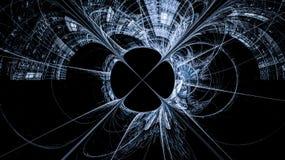 Οι κόσμοι φαντασίας fractals Στοκ φωτογραφίες με δικαίωμα ελεύθερης χρήσης