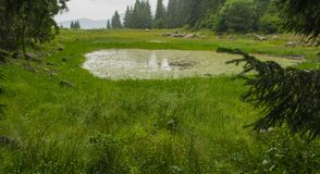 Οι λίμνες Smolyan Στοκ φωτογραφίες με δικαίωμα ελεύθερης χρήσης