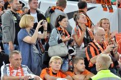 Οι λαοί κάνουν τις φωτογραφίες Στοκ Φωτογραφία