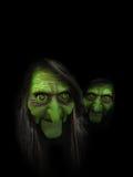 Οι μάγισσες Στοκ Φωτογραφία