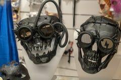Οι μάσκες της Βενετίας καρναβάλι σε μια νέα και φουτουριστική έκδοση στοκ εικόνα με δικαίωμα ελεύθερης χρήσης