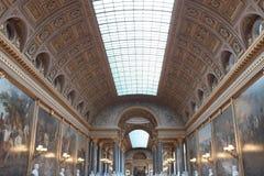 Οι μεγάλες αίθουσες των Βερσαλλιών στοκ φωτογραφία με δικαίωμα ελεύθερης χρήσης