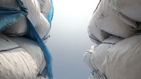 Οι μεγάλες τσάντες απόθεμα βίντεο