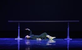 Οι μνήμες του νεολαία-σύγχρονου χορού Στοκ Φωτογραφίες