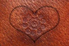 Οι μορφές καρδιών για το ι σας αγαπούν κείμενο Στοκ Εικόνα