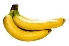 οι μπανάνες συσσωρεύουν ώριμο Στοκ Φωτογραφία