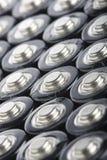 οι μπαταρίες AA κλείνουν &epsilon Στοκ φωτογραφία με δικαίωμα ελεύθερης χρήσης