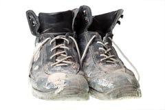 οι μπότες απομόνωσαν παλα Στοκ Εικόνα