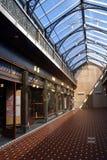 Οι νέες αγορές Arcade, Christchurch ύφους φλοιών βικτοριανές Στοκ φωτογραφίες με δικαίωμα ελεύθερης χρήσης