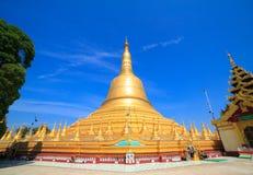 Οι ναοί bagan στην ανατολή, Bagan, το Μιανμάρ Στοκ Φωτογραφία