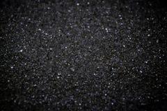 Οι νιφάδες άσπρης ζάχαρης μετατρέπονται σε μαύρες κλίμακες που είναι κωδικοποιημένες διά χρώματος με έναν συντάκτη φωτογραφιών μα στοκ φωτογραφίες με δικαίωμα ελεύθερης χρήσης