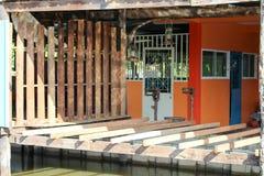 Οι ξύλινες ακτίνες Στοκ εικόνες με δικαίωμα ελεύθερης χρήσης