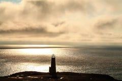 Οι ουρανοί καίνε Στοκ Φωτογραφία