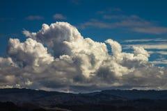 Οι ουρανοί Στοκ Φωτογραφίες