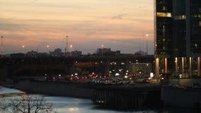 Οι ουρανοξύστες της Μόσχας φιλμ μικρού μήκους