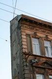 Οι οδοί της παλαιάς πόλης Στοκ εικόνα με δικαίωμα ελεύθερης χρήσης
