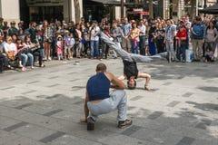 Οι οδοί του Παρισιού Στοκ φωτογραφίες με δικαίωμα ελεύθερης χρήσης