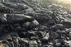 Οι πέτρες της ηφαιστειακής ροής δίνουν Στοκ εικόνα με δικαίωμα ελεύθερης χρήσης