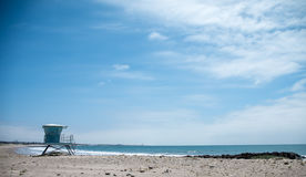 Οι παραλίες Ventura Στοκ Φωτογραφία