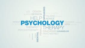 Οι πνευματικές υγείες γραφείων κατάθλιψης συζήτησης συνομιλίας ακούσματος ομιλίας βοήθειας θεραπείας ψυχολογίας ζωντάνεψαν το σύν ελεύθερη απεικόνιση δικαιώματος
