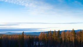 Οι πρώτες ακτίνες μιας νέας ημέρας Στοκ φωτογραφίες με δικαίωμα ελεύθερης χρήσης