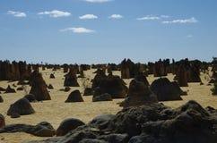 Οι πυραμίδες Στοκ Φωτογραφίες