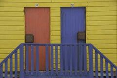 Οι πόρτες Στοκ φωτογραφίες με δικαίωμα ελεύθερης χρήσης