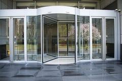 Οι πύλες μεγάρων Στοκ Εικόνα