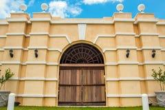 Οι πύλες στοκ φωτογραφία με δικαίωμα ελεύθερης χρήσης