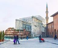 Οι ρωμαϊκές καταστροφές Στοκ φωτογραφίες με δικαίωμα ελεύθερης χρήσης