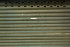 Οι ρόλοι πορτών χάλυβα παλαιοί είναι σκουριασμένοι στοκ φωτογραφίες με δικαίωμα ελεύθερης χρήσης