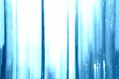 Οι σκιές των ελαφριών και σκούρο μπλε κάθετων λωρίδων στην ονειροπόλο εικόνα έκαναν με την τεχνική γνωστή ως βράση στοκ φωτογραφία με δικαίωμα ελεύθερης χρήσης